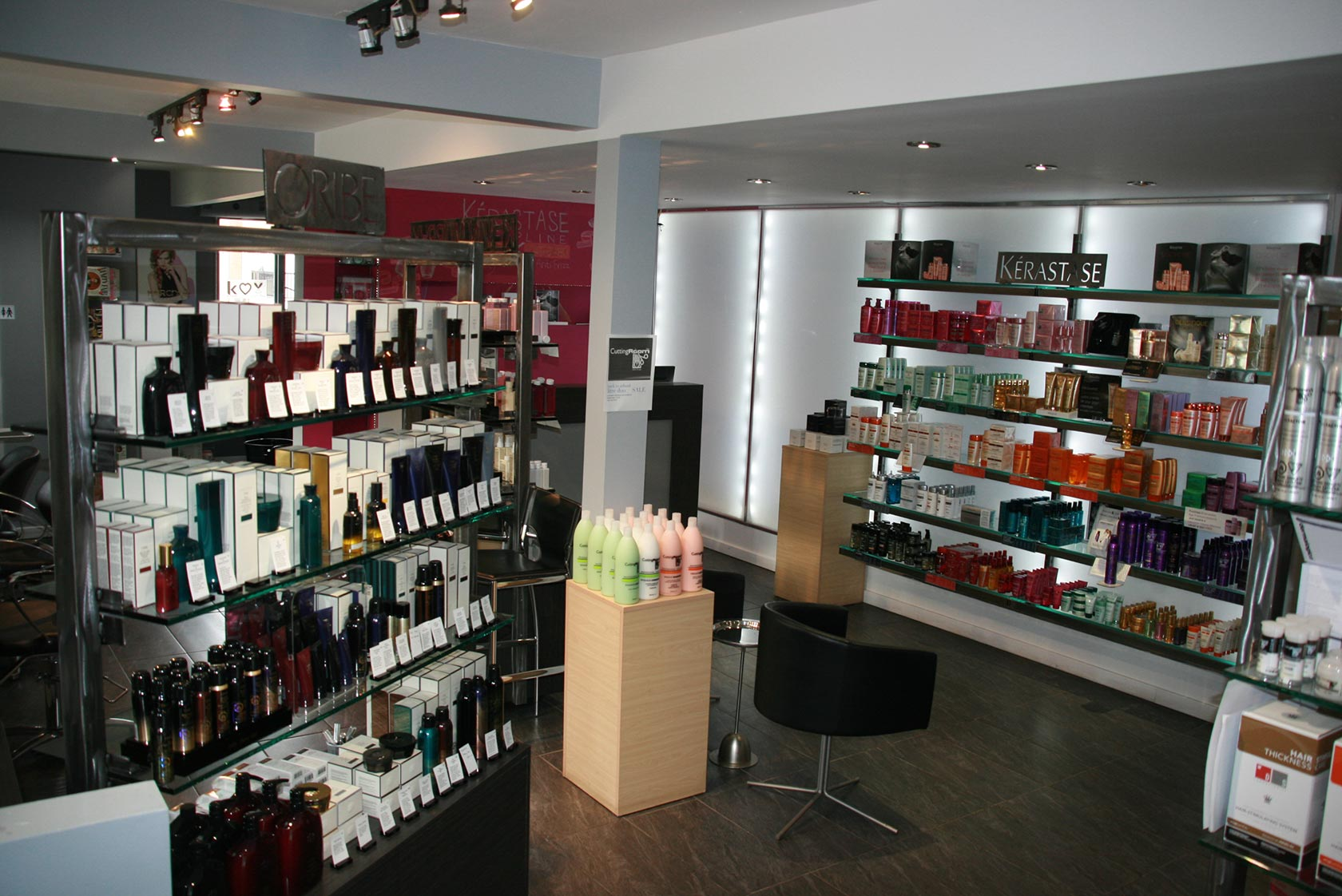 The Cutting Room Salon Spa Edmonton